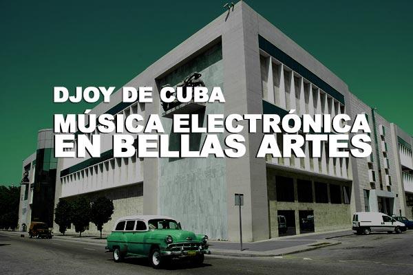 Djoy de Cuba