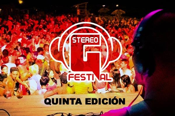 stereo g
