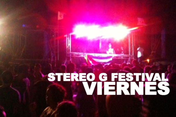 Stereo G Viernes